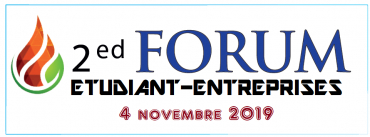 SECOND EDITION OF THE STUDENT FORUM-ENTREPRISE AT THE SCHOOL 04th, NOVEMBER 2019